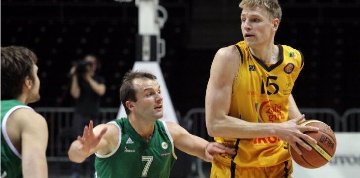 Andrius Mažutis ir Vytautas Šarakauskas