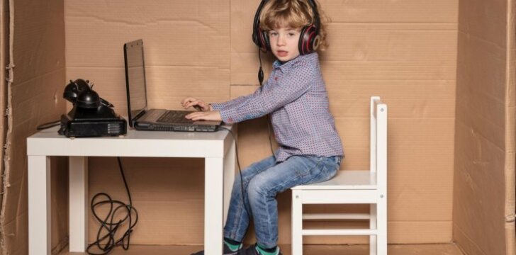 Vaikų ligų gydytoja – apie šiuolaikinių technologijų poveikį vaikams