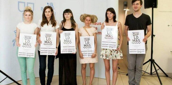 Išrinkti geriausi 2013 m. jaunieji dizaineriai
