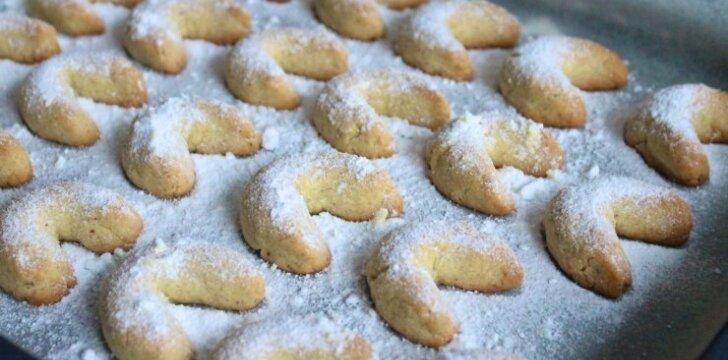 Trapūs vaniliniai rageliai