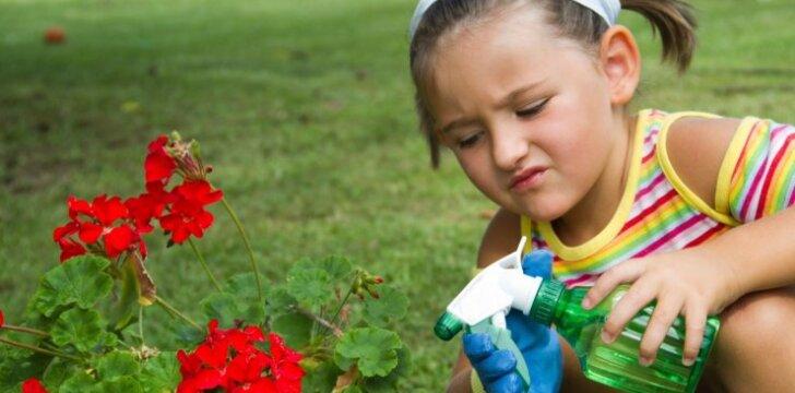 Kaip auginti ir auklėti vaikus, kad jie nebūtų baltarankiai