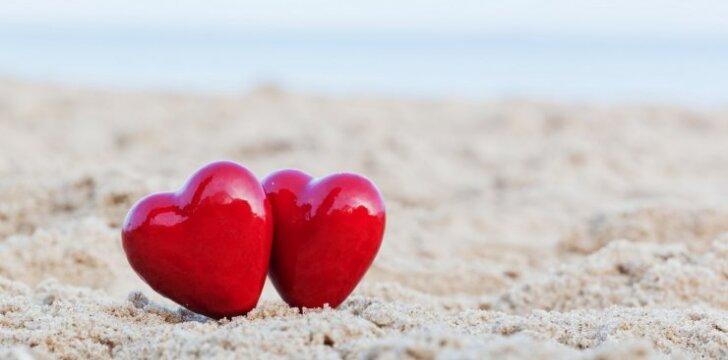 Žodžių apie meilę niekada nebus per daug! Laimėtojai
