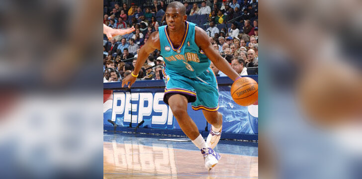 "Chris Paul (""Hornets"")"