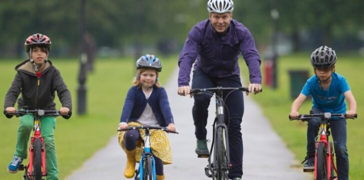 Artėjant savaitgaliui: renginiai šeimoms su vaikais