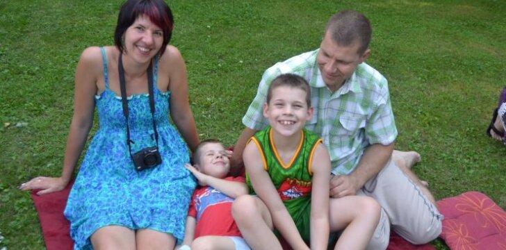 Atvira Jūratės išpažintis: ar Lietuvoje lengva auginti vaiką su autizmo diagnoze