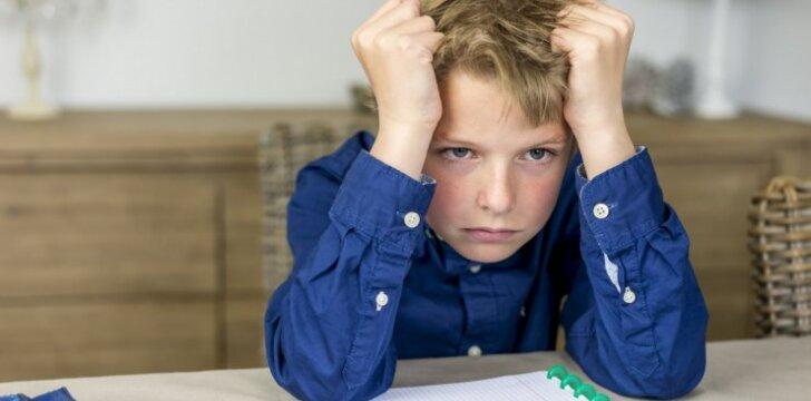 15 priežasčių, kodėl vaikas mokosi ne taip gerai, kaip jūs tikitės