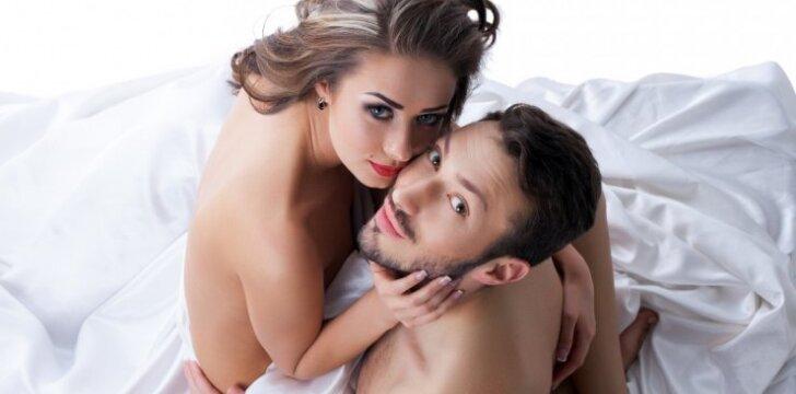 Kokia poza padės pasiekti vaginalinį orgazmą