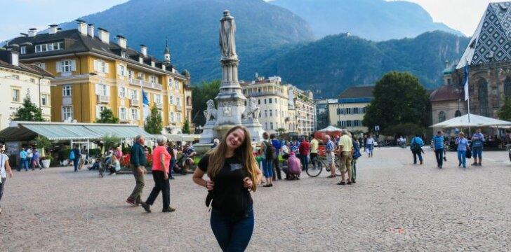 Už ką aš myliu Italiją