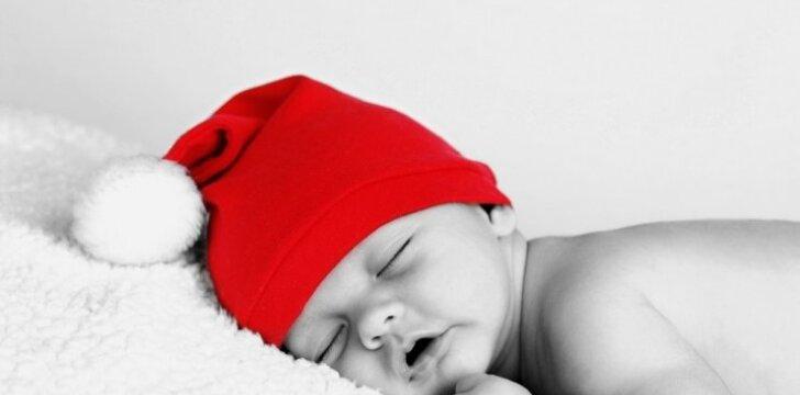 Kur ir kaip guldyti kūdikius