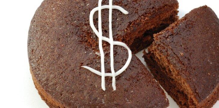 Finansų vizualizavimas, kaip ir pyrago kepimas - be gero recepto skanus vargu ar pavyks.