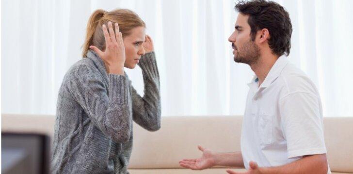 Vyrai pasakoja: nusibodo tie jos žaidimai