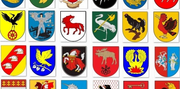 Lietuvos miestų ir miestelių herbai