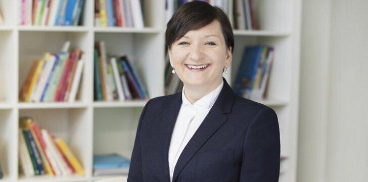 A. Landsbergienė: vaiko problemas turi spręsti vaikas