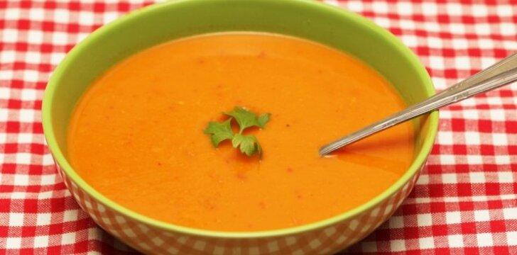 Kitokia moliūgų sriuba