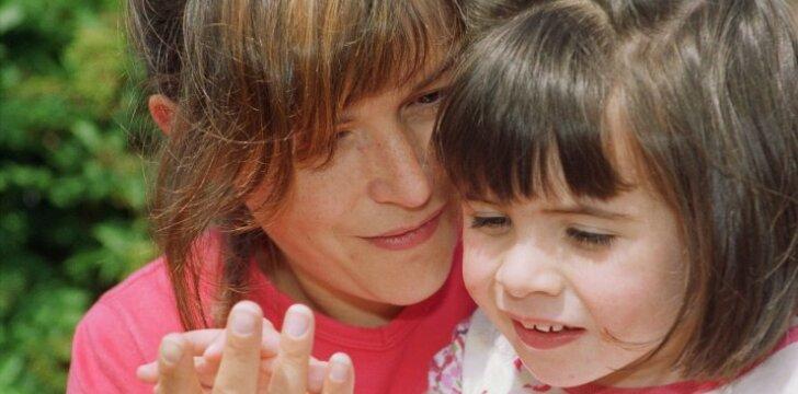 Ką patiria tėvai, sužinoję, kad jų vaikas yra neįgalus