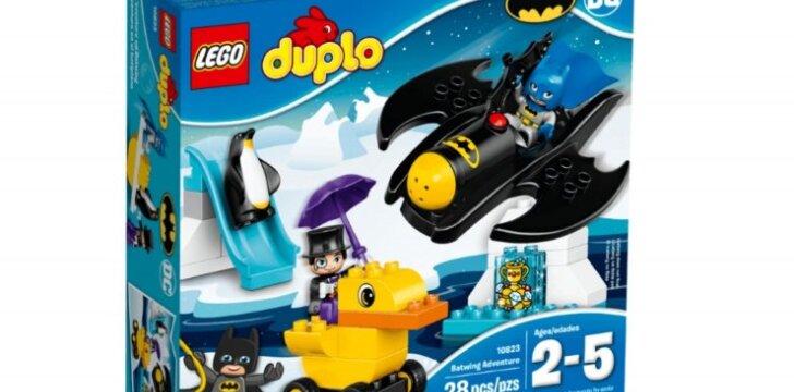"""Laimėkite LEGO DUPLO rinkinį savo vaikui <sup style=""""color: #ff0000;"""">(REZULTATAI)</sup>"""
