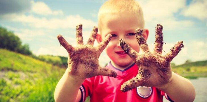 Kirmėlės gali sukelti ir rimtų sveikatos problemų: kaip apsaugoti vaikus