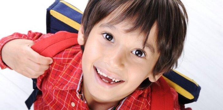"""Rugsėjo antrąją į mokyklą vaikus galės lydėti ne visi tėvai <sup><span style=""""color: #ff0000;"""">apklausa</span></sup>"""