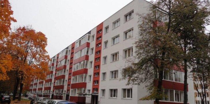 Žirmūnų g. 17, Vilnius (BETA nuotr.)