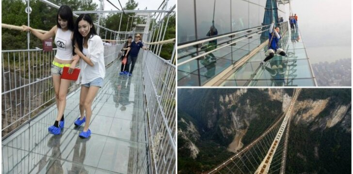 Stikliniai tiltai