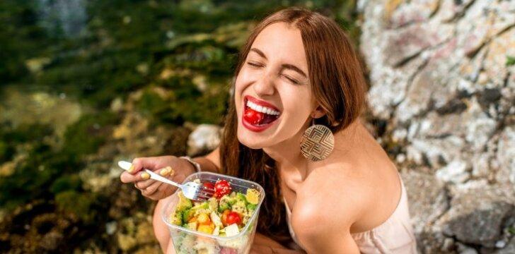 Atradome! Efektyviausias valgiaraščio pavyzdys norinčiosioms sulieknėti