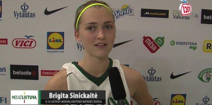 Brigita Sinickaitė
