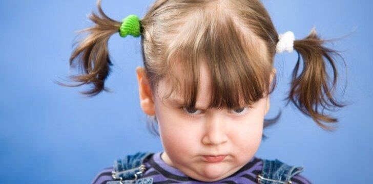 Vaikas klauso tėvų tik pakėlus balsą: kodėl nesiseka susitarti gražiuoju