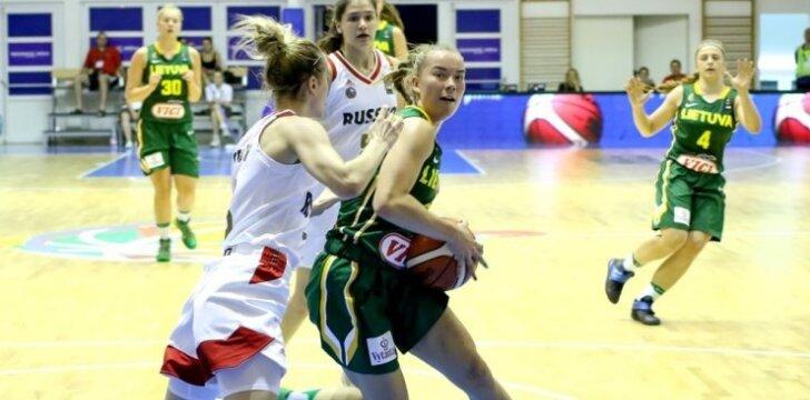 Lietuvos U18 merginų krepšinio rinktinė