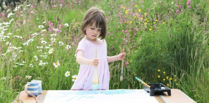 """5 metų autistės talentas stebina pasaulį <sup style=""""color: #ff0000;"""">FOTO</sup>"""