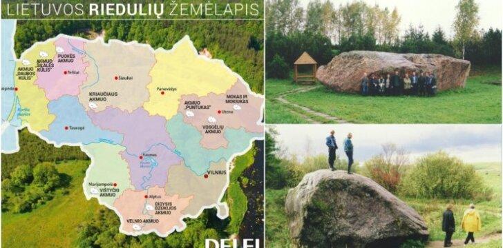 Didžiausi Lietuvos rieduliai