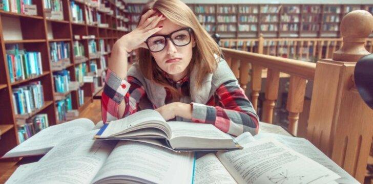 Psichologas Vytis Valantinas: patarimai tėvams, kurių vaikai laikys egzaminus