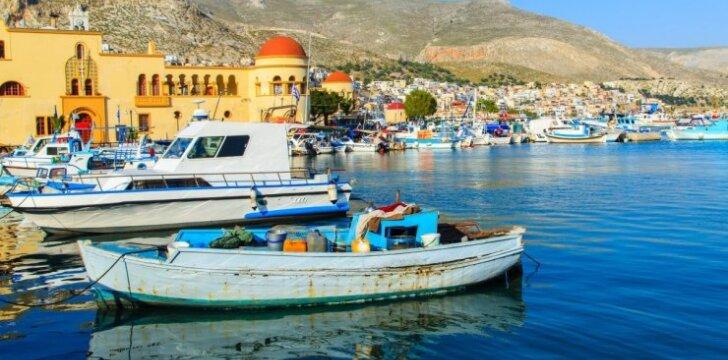 Koso sala, Kosas (Graikija)