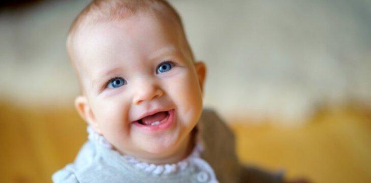 Astrologė: kaip išrinkti vaikui vardą, kuris atneštų sėkmę gyvenime