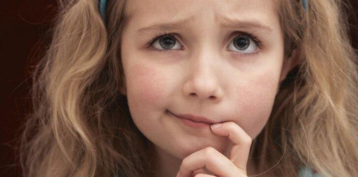 Psichologė: ribas vaikams reikia taikyti nuo kūdikystės