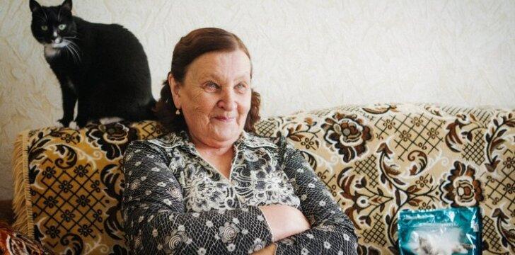 Močiutė Janina