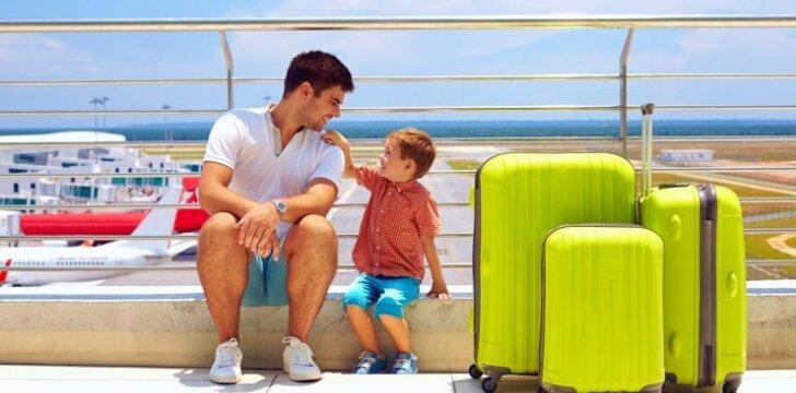 Keliaujate su vaikais atostogų į užsienį? – Pasiruoškite tam iš anksto
