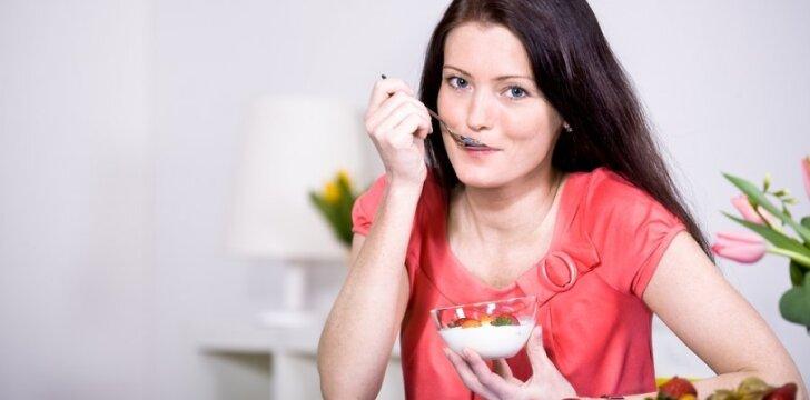 Melancholikėms netgi patariama valgyti saldumynų. Žinoma, vertėtų jausti saiką.
