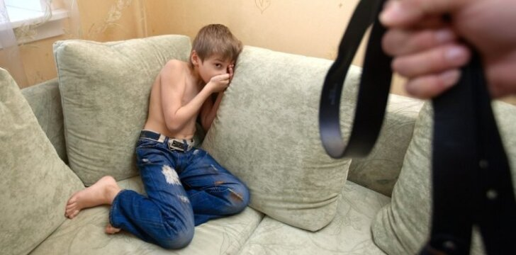 Ar galima vaiką užauginti be bausmių?
