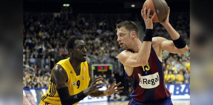 A.Sesay (Alba) prieš D.Anderseną (Barcelona)