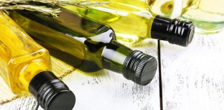 Kaip išsirinkti sveikatai naudingą aliejų