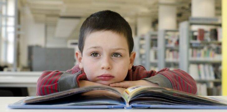 Kada vaikas subręsta mokyklai: 6 ar 7 metų?