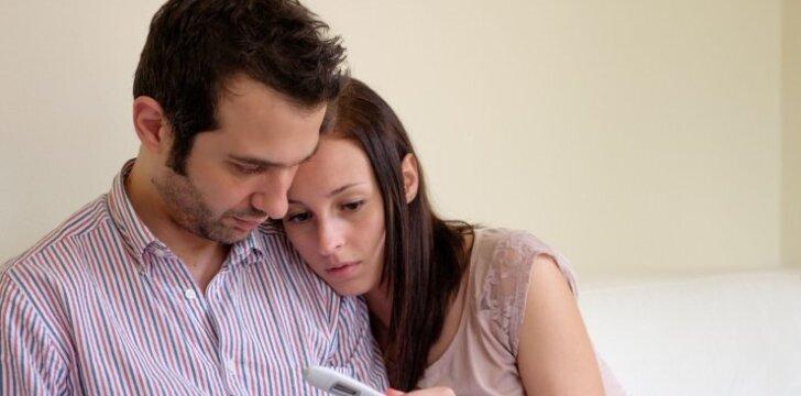 Nėštumas, kurio nelaukiau: ką man dabar daryti?
