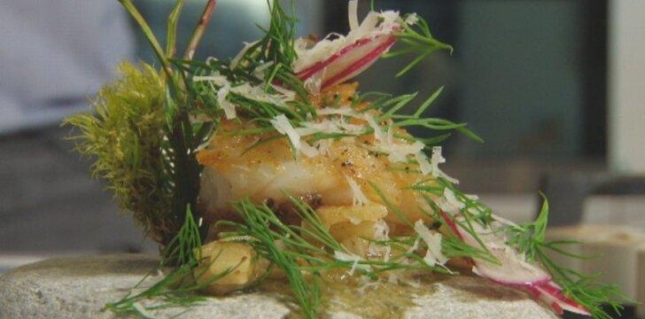 Žuvies užkandėlė