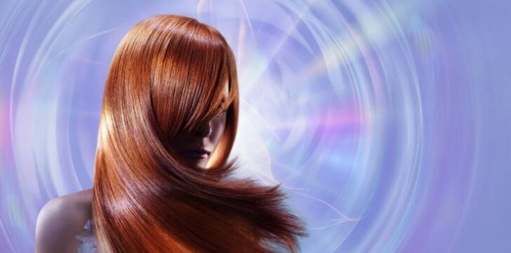 Pakeisk plaukų spalvą ir pasikeis pasaulis