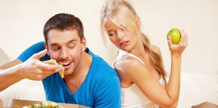 Mitybos specialistė: vegetarai saugo sveikatą ar žaloja?