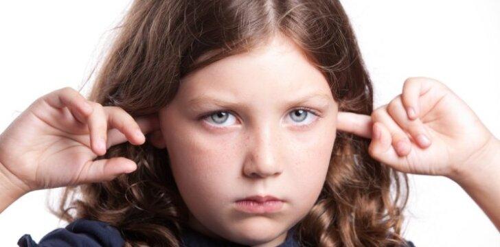 Kodėl dukras auginančios šeimos skiriasi dažniau?