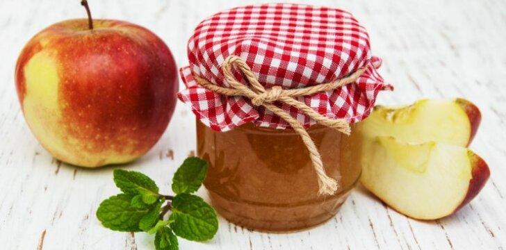 Obuolių ir kriaušių uogienė