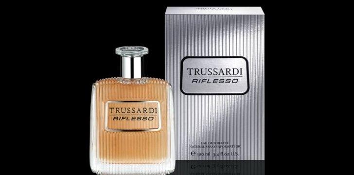 """Kvepalai vyrams """"Trussardi Riffleso"""" – naujo gyvenimo aromatas"""