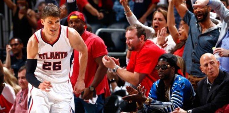K. Korveris – garbingiausias NBA sezono žaidėjas