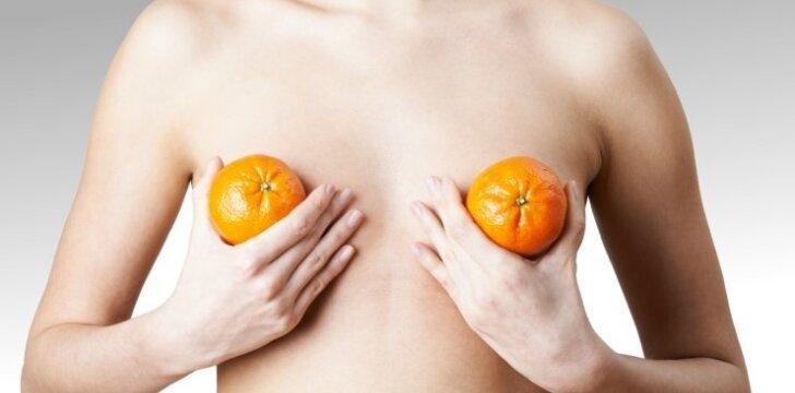O kurgi jos dingo? Kodėl metant svorį akivaizdžiai sumažėja krūtys